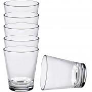 Duralex 6x Drinkglazen/waterglazen Aberdeen hardglas 30 cl