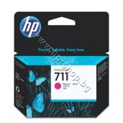 Мастило HP 711, Magenta (29 ml), p/n CZ131A - Оригинален HP консуматив - касета с мастило