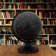 Decorative Desktop Rotating Globe Constellation Stars Globes Table Decor