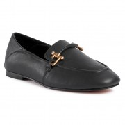 Ниски обувки CLARKS - Pure2 Loafer 261518274 Black Leather