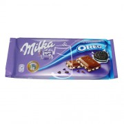 Milka csokoládé 100g Oreo