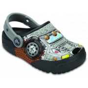 Crocs Kids' Crocs Fun Lab Lights Clogs (Gems)