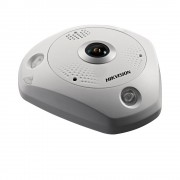 Camera supraveghere Dome IP Hikvision DS-2CD6332FWD-IVS, 3 MP, IR 10 m, 1.19 mm, microfon