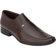 CK Shoes Slip On For Men(Brown)