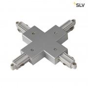 SLV X-verbinder 1-fase GRIJS
