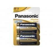 Panasonic Bateria D Panasonic LR20APB 1.5V Alkaliczna
