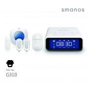Smanos G310 GSM/SMS vezetéknélküli riasztórendszer bluetooth hangszóróval