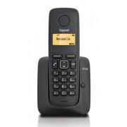 Bežični telefon Gigaset A120, Crni