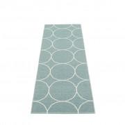 pappelina Boo Outdoor-Teppich - nebel / vanille 70 x 200cm