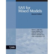 SAS for Mixed Models [With CDROM]
