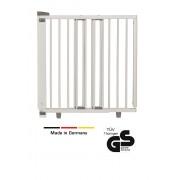Geuther Barrière de porte pivotante en bois - Weiß