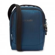 Pacsafe METROSAFE LS100 ECONYL CROSSBODY - Umhängetasche - blau