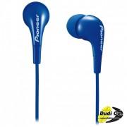 Pioneer plave slušalice SE-CL502-L