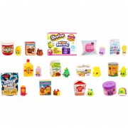 Shopkins Temporada 10 Mega Pack 24 Piezas