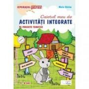 Caietul meu de activitati integrate pe proiecte tematice grupa mare pentru 5-6 ani