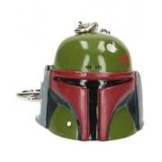 Breloc Star Wars Casque Boba Fett 3D