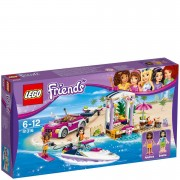 Lego Friends: Andrea's Speedboat Transporter (41316)