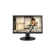 Monitor LG 19.5 Pol. LED Preto, 20M35PD-M