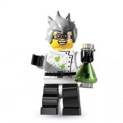LEGO Series 4 Collectible Minifigure Crazy Mad Scientist