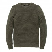 Cast Iron Sweatshirt Ckw185400 6153 / Groen