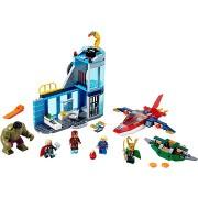 LEGO Super Heroes 76152 Bosszúállók Loki haragja