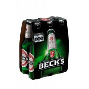 AB InBev Beck's 33cl Pack 6 Uds