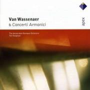 Wassenaer - 6 Concerti (0809274957122) (1 CD)