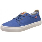 Levis Men's Portville Blue Sneakers - 8 UK