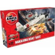 Kit constructie Airfix avion Nakajima B5N2 Kate