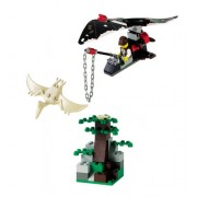 Lego Adventurers Dinosaur Island Research Glider Set #5921