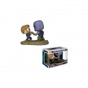 Funko Pop Movie Moment Captain America vs Thanos Avengers Infinity War