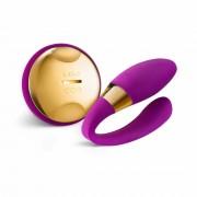 LELO Tiani 24K- akkus párvibrátor (lila)