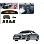 Auto Addict Car Black Reverse Parking Sensor With LED Display For Audi TT