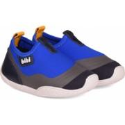 Pantofi Baieti Bibi Fisioflex 3.0 Albastru/Gri 26 EU