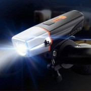 BC21 10W 400LM IP65 LED USB lading waterdichte fiets koplamp
