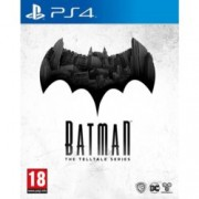 Batman: The Telltale Series, за PS4