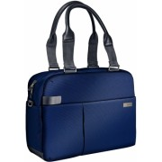 Geanta Complete Messenger Smart Traveller albastru-violet Leitz
