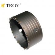 Боркорона за бетон с диамантено покритие Troy, ф100мм