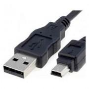 CABLE USB 20 AM MINI USB 5PINM 0 5M N