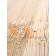 Güneş Gözlüğü - Gümüş - POLO U.K