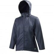 Helly Hansen Womens Voss Rain Jacket Navy XS