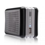 """Мрежови диск (NAS) Thecus N0204, без твърд диск(2x 3.5"""" SATA), 2x USB, 1x Lan1000, RAID 0, 1 и JBOD"""