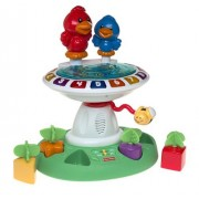 Fisher Price: Laugh And Learn Learning Birdbath