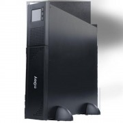 UPS nJoy Helios Pro 1500, 1500VA/1350W, On-line, LCD Display, Montare Rack/Tower, 8 Prize IEC 13, Management, Dubla conversie
