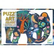 Puzzle Djeco Elefant