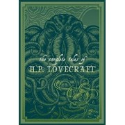 The Complete Tales of HP Lovecraft, Hardcover/H. P. Lovecraft