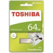 USB Flash Drive U401 64GB USB 2.0 Silver