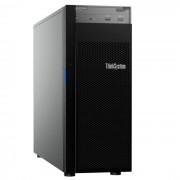 """Server, Lenovo ThinkSystem ST250 /Intel Xeon E-2124 (3.3G)/ 16GB RAM/ O/B, 3.5"""" HS (4), SW RAID, HS 550W (7Y45A02BEA)"""