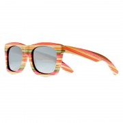 Earth Wood Sunglasses Delray 016sm Unisex