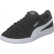 Puma Puma Vikky V2 Puma Black-puma White, Skor, Sneakers & Sportskor, Låga sneakers, Svart, Dam, 38